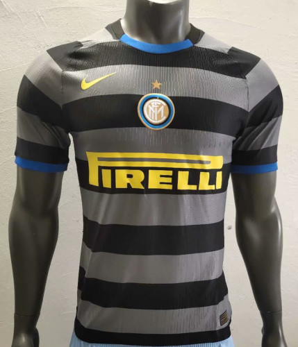 Player Version Inter Milan 20/21 Third Authentic Jersey