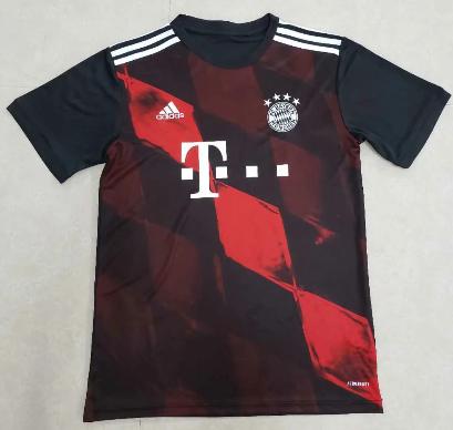 Thai Version Bayern Munich 20/21 Third Soccer Jersey