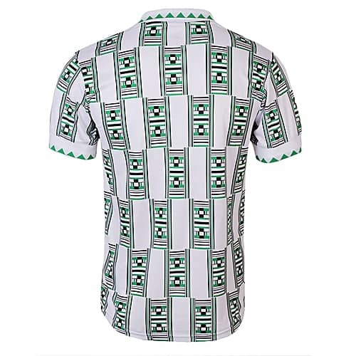 Nigeria 1994 Away Retro Jersey