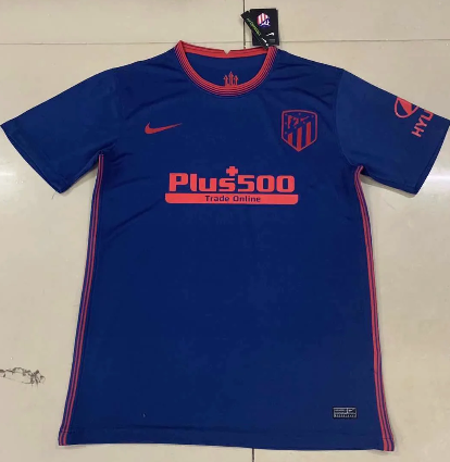 Thai Version Atletico Madrid 20/21 Away Soccer Jersey