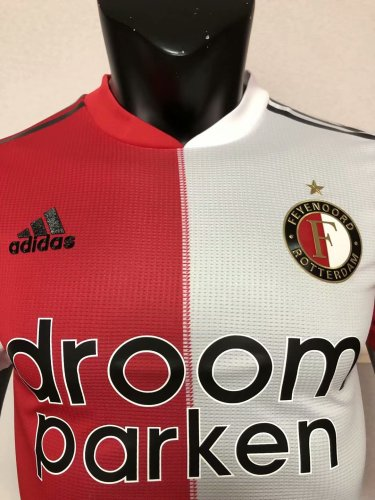 Player Version Feyenoord 20/21 Home Authentic Jersey