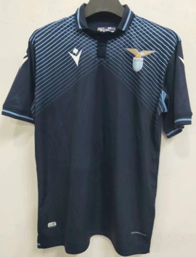 Thai Version SS Lazio 20/21 Away Soccer Jersey