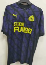 Thai Version Newcastle United 20/21 Third Soccer Jersey