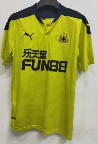 Thai Version Newcastle United 20/21 Away Soccer Jersey