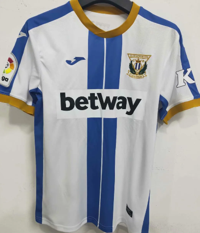 Thai Version CD Leganes 20/21 Home Soccer Jersey