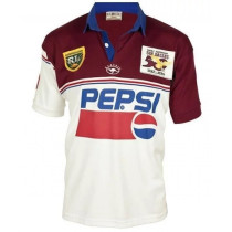 Manly Warringah Sea Eagles 1996 Men's Retro Rugby Jersey