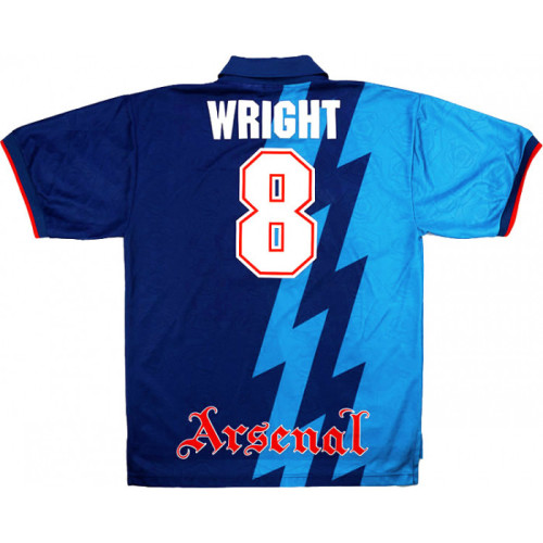 ARS 1995-1996 Away Retro Jersey #8 Wright