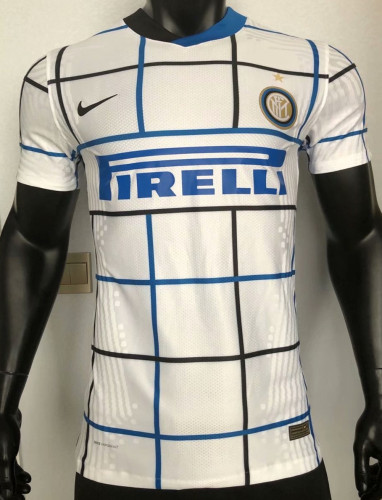 Player Version Inter Milan 20/21 Away Authentic Jersey
