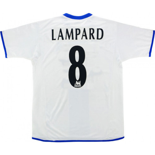 CFC 2003/2005 Away Retro Jersey Lampard #8