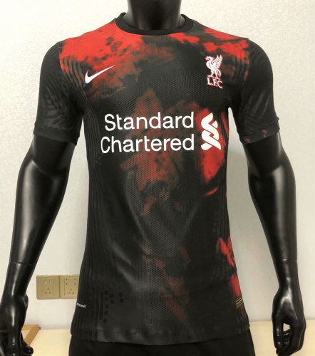Player Version Liverpool 20/21 Special Edition Authentic Jersey