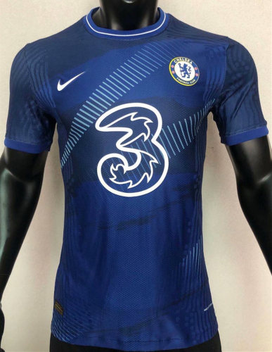 Player Version Chelsea 20/21 Classic Authentic Jersey