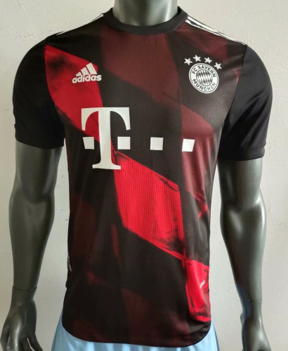 Player Version Bayern 20/21 Third Authentic Jersey