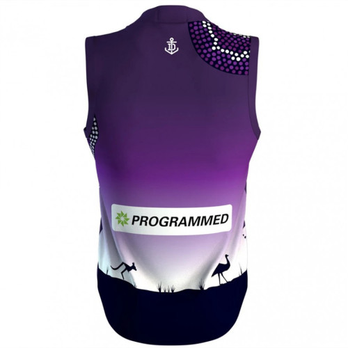 Fremantle Dockers 2020 Men's Indigenous Football Guernsey