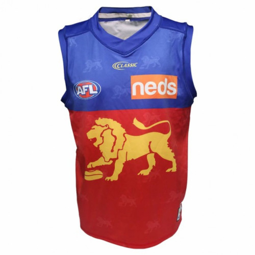 Brisbane Lions 2020 Men's Away Football Guernsey