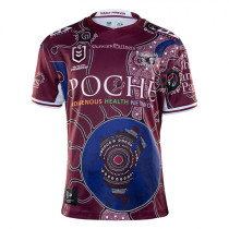 Manly Warringah Sea Eagles 2020 Men's Indigenous Rugby Jersey