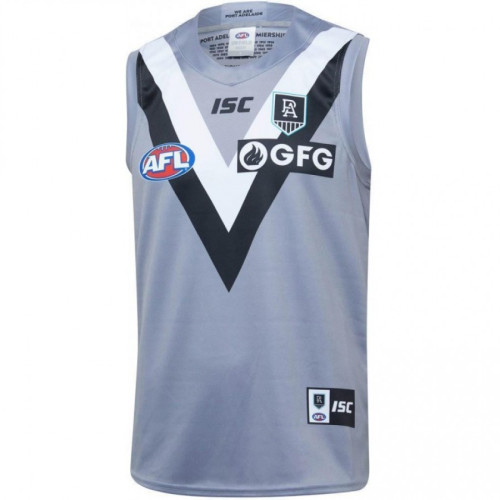 Port Adelaide 2020 Men's Clash Football Guernsey