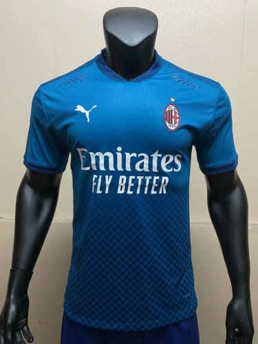 Player Version AC Milan 20/21 Third Authentic Jersey