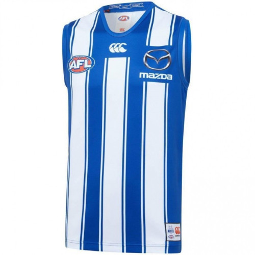 North Melbourne Kangaroos 2020 Men's Home Football Guernsey
