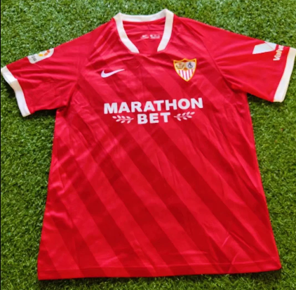 Thai Version Sevilla 20/21 Away Soccer Jersey
