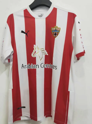 Thai Version UD Almería 20/21 Home Soccer Jersey