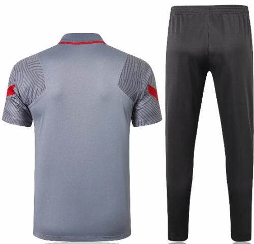 Liverpool 20/21 Polo and Pants -C573
