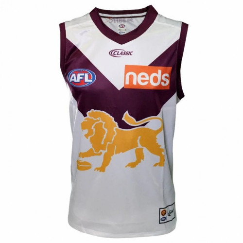 Brisbane Lions 2020 Men's Clash Football Guernsey