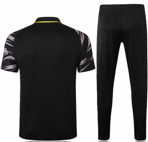 Borussia Dortmund 20/21 Training Jersey and Pants-C572