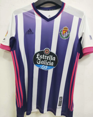 Thai Version Real Valladolid 20/21 Home Soccer Jersey
