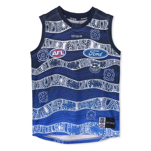 Geelong Cats 2020 Men's Home Football Guernsey