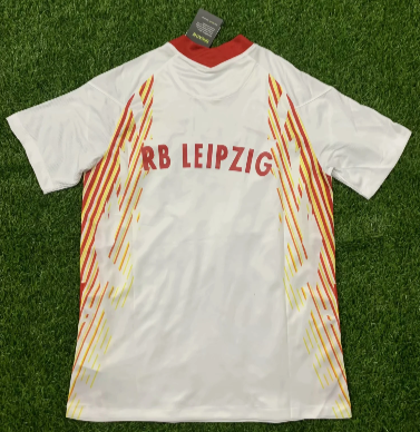 Thai Version RB Leipzig 20/21 Home Soccer Jersey