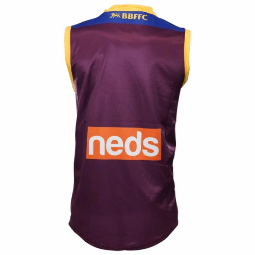 Brisbane Lions 2020 Men's Home Football Guernsey