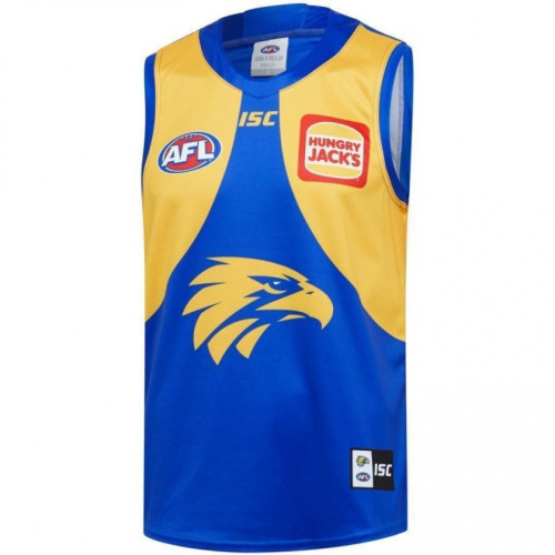 West Coast Eagles 2020 Men's Home Football Guernsey