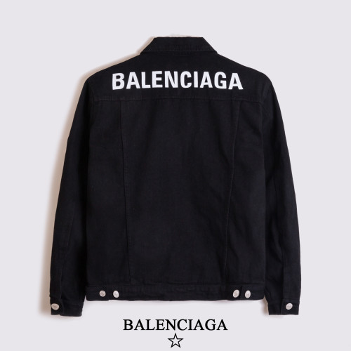 2020 Fall Luxury Brands Coat Black