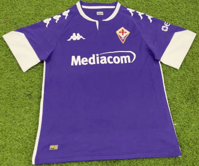 Thai Version Fiorentina 20/21 Home Soccer Jersey