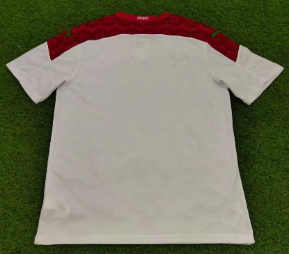 Thai Version MOROCCO 20/21 Away Soccer Jersey
