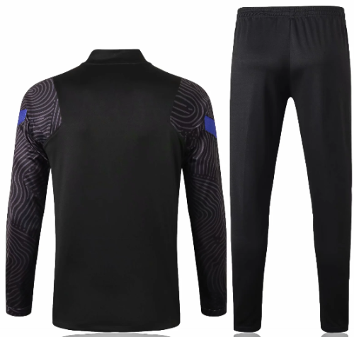 Netherlands 20/21 Soccer Training Top and Pants -B430