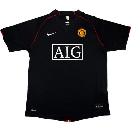 Manchester United 2007-08 Third Retro Jersey