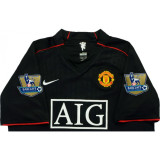 Manchester United 2007-08 Third Retro Jersey