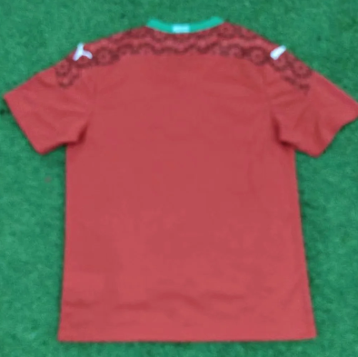 Thai Version MOROCCO 20/21 Home Soccer Jersey