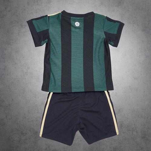 Leeds United 20/21 Kids Away Jersey Kit