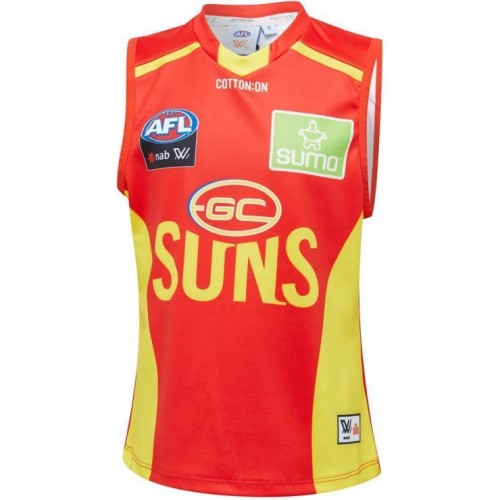 Gold Coast Suns 2020 Men's Indigenous Football Guernsey