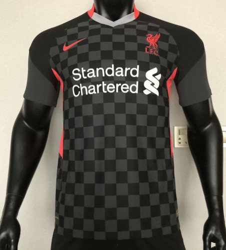 Player Version Liverpool 20/21 Third Authentic Jersey