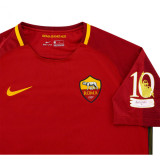 AS Roma 2017/18 Home Retro Jersey