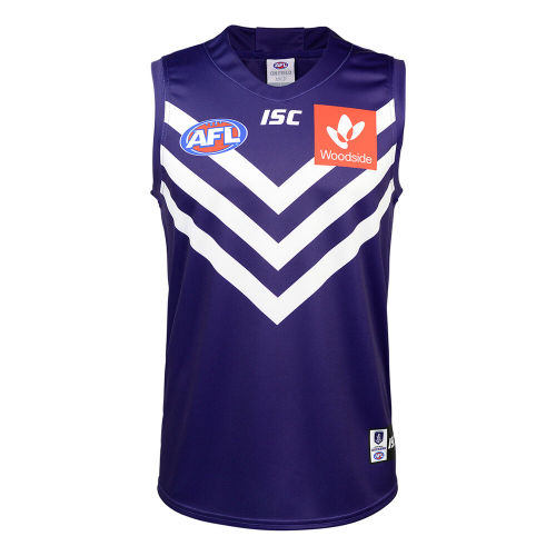 Fremantle Dockers 2020 Mens Home Football Guernsey