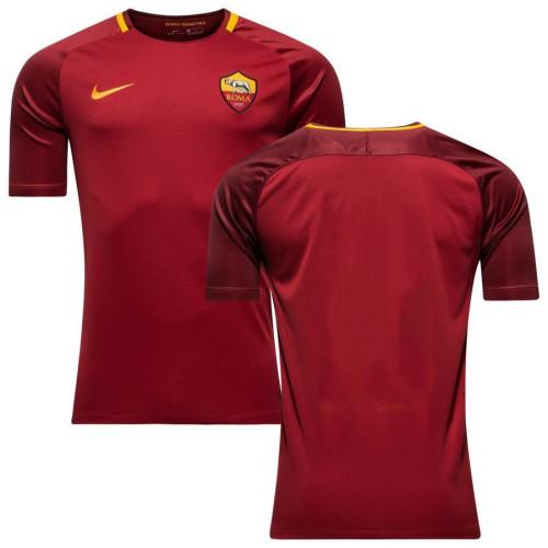 AS Roma 2017/18 Home Retro Jersey