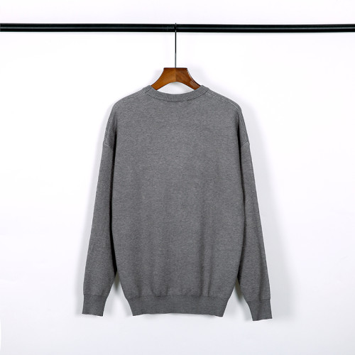 2020 Fall Luxary Brand Sweater Gray