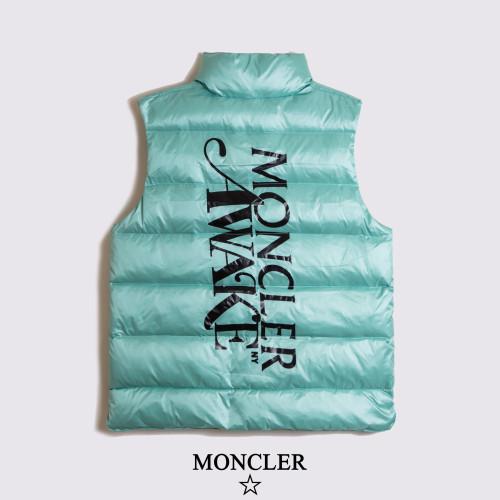 2020 Fashionable Brand Waistcoat Blue