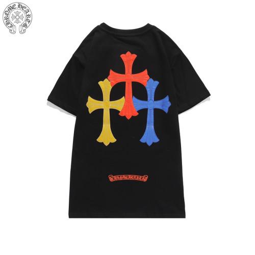 2020 Luxury Brand T-shirt Black