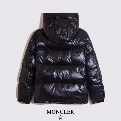 2020 Fashionable Brand Down coat Black