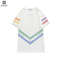 2020 Luxury Brand T-shirt White